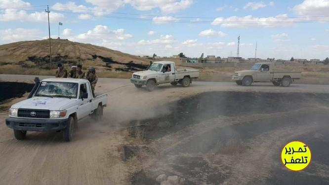 IS sắp tuyệt diệt tại Mosul, Iraq chiếm thêm một thành phố ảnh 1