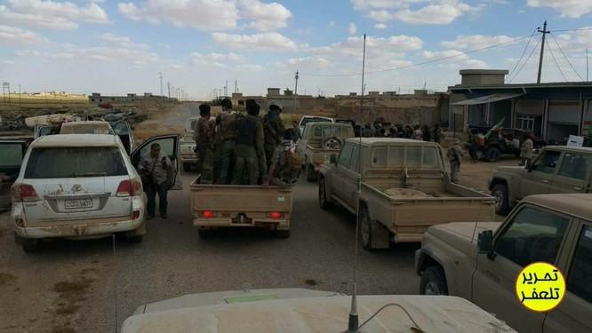 IS sắp tuyệt diệt tại Mosul, Iraq chiếm thêm một thành phố ảnh 3