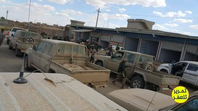 IS sắp tuyệt diệt tại Mosul, Iraq chiếm thêm một thành phố ảnh 4