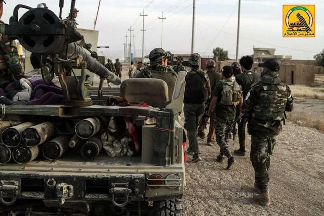 IS sắp tuyệt diệt tại Mosul, Iraq chiếm thêm một thành phố ảnh 7