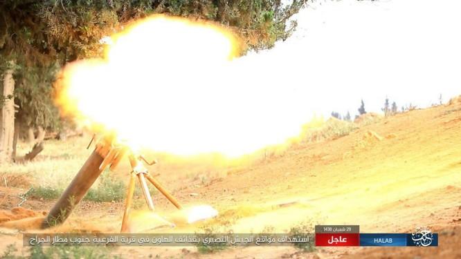 """""""Hổ Syria"""" đè bẹp IS, chỉ còn cách thị trấn cửa ngõ Raqqa 3km (video +ảnh) ảnh 2"""
