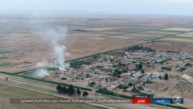 """""""Hổ Syria"""" đè bẹp IS, chỉ còn cách thị trấn cửa ngõ Raqqa 3km (video +ảnh) ảnh 3"""