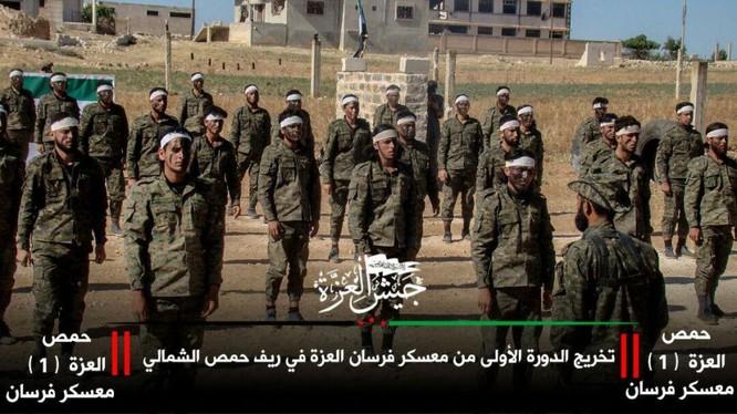 """Thất bại liên tiếp, phiến quân IS Syria lột xác thành """"đối lập ôn hòa"""" FSA ảnh 1"""