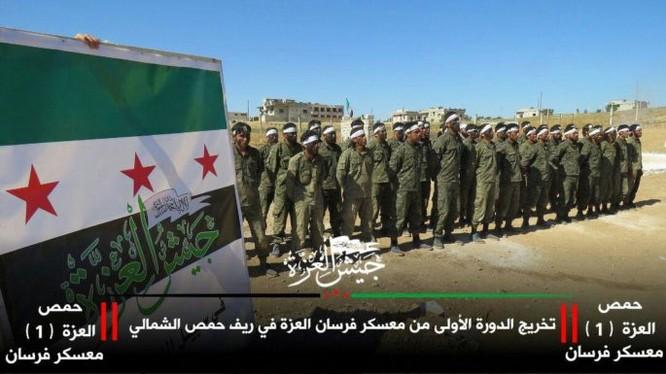 """Thất bại liên tiếp, phiến quân IS Syria lột xác thành """"đối lập ôn hòa"""" FSA ảnh 3"""