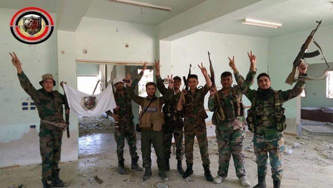 """Thất bại liên tiếp, phiến quân IS Syria lột xác thành """"đối lập ôn hòa"""" FSA ảnh 5"""
