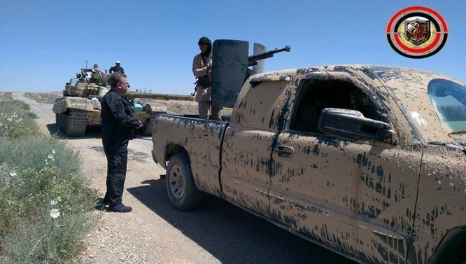 """Thất bại liên tiếp, phiến quân IS Syria lột xác thành """"đối lập ôn hòa"""" FSA ảnh 6"""