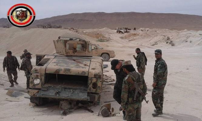 """Thất bại liên tiếp, phiến quân IS Syria lột xác thành """"đối lập ôn hòa"""" FSA ảnh 9"""