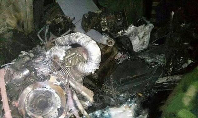 """Quân đội Syria từng bắn hạ """"Quái thú"""" Mỹ ở Latakia ảnh 6"""