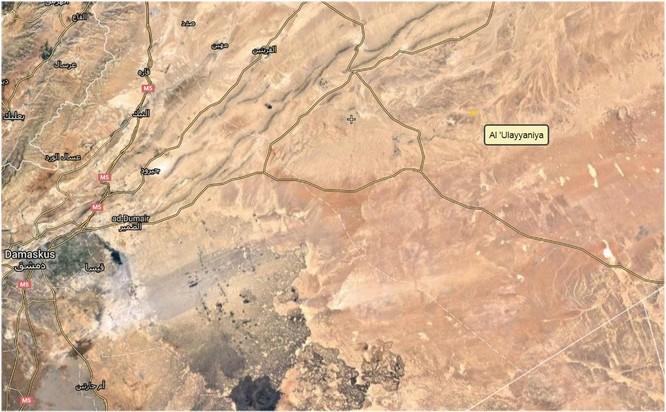 Quân đội Syria đè bẹp IS, giải phóng cứ địa phiến quân ở ngoại vi Palmyra ảnh 1