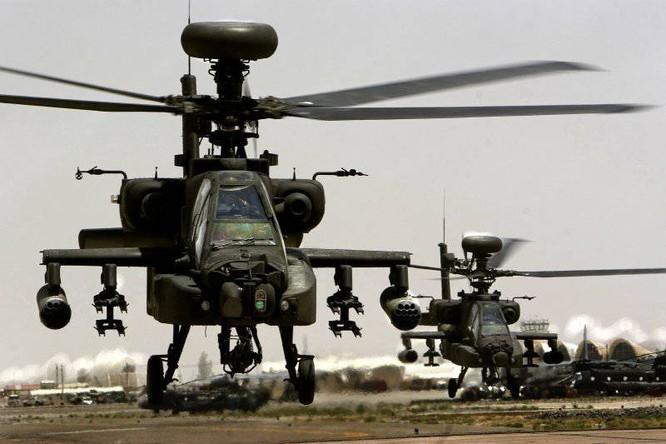 """""""Rụng như sung"""" tại Việt Nam, Mỹ cải tiến trực thăng thế nào? ảnh 3"""