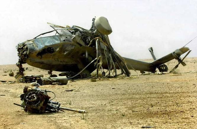 """""""Rụng như sung"""" tại Việt Nam, Mỹ cải tiến trực thăng thế nào? ảnh 4"""