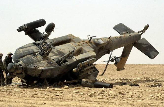 """""""Rụng như sung"""" tại Việt Nam, Mỹ cải tiến trực thăng thế nào? ảnh 5"""
