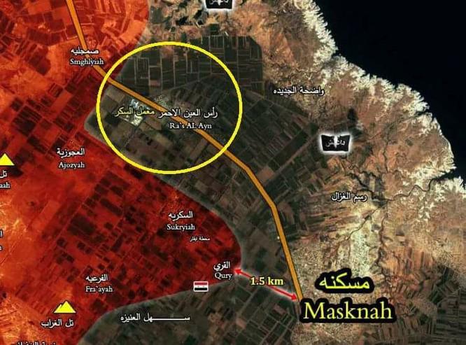 """""""Hổ Syria"""" đánh chiếm chốt IS, bóp nghẹt cứ điểm phiến quân ở Aleppo (video) ảnh 1"""