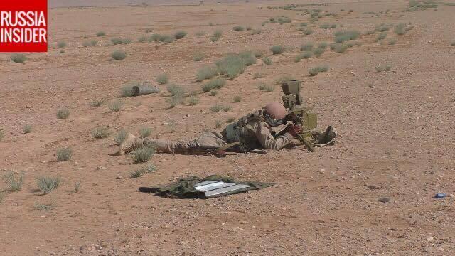 Đặc nhiệm Nga xung trận cùng quân đội Syria truy sát IS ở Palmyra ảnh 3