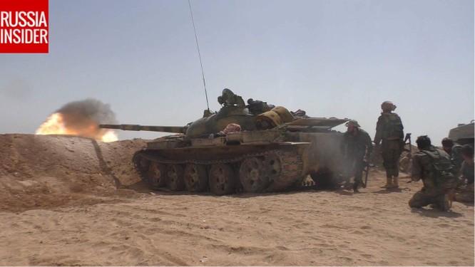 Đặc nhiệm Nga xung trận cùng quân đội Syria truy sát IS ở Palmyra ảnh 6