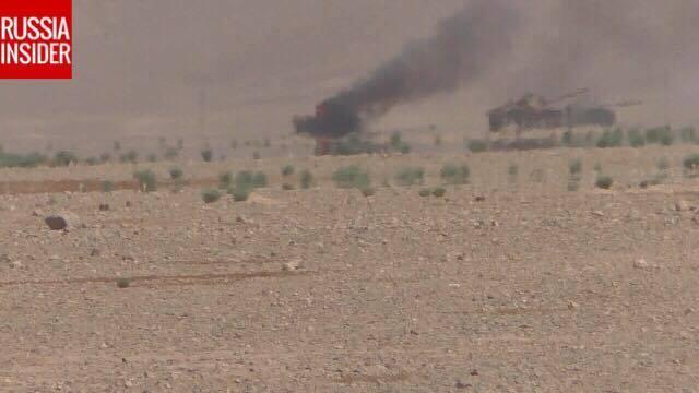 Đặc nhiệm Nga xung trận cùng quân đội Syria truy sát IS ở Palmyra ảnh 10