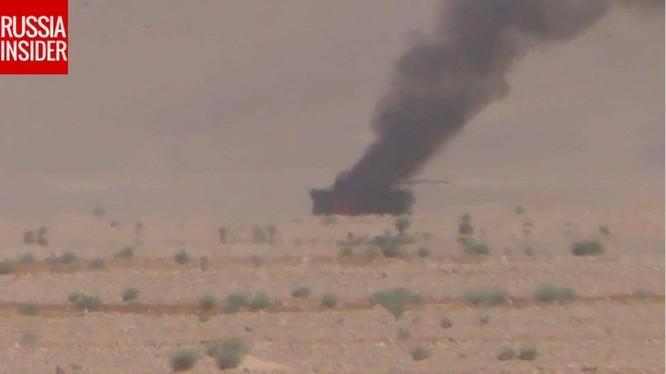 Đặc nhiệm Nga xung trận cùng quân đội Syria truy sát IS ở Palmyra ảnh 11