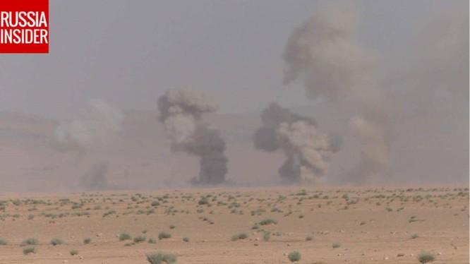 Đặc nhiệm Nga xung trận cùng quân đội Syria truy sát IS ở Palmyra ảnh 12