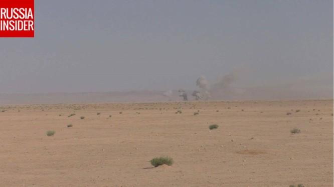 Đặc nhiệm Nga xung trận cùng quân đội Syria truy sát IS ở Palmyra ảnh 13