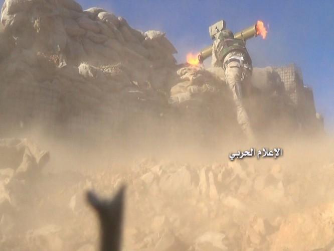 Quân đội Syria phục kích diệt phiến quân gần biên giới Lebanon (video) ảnh 2