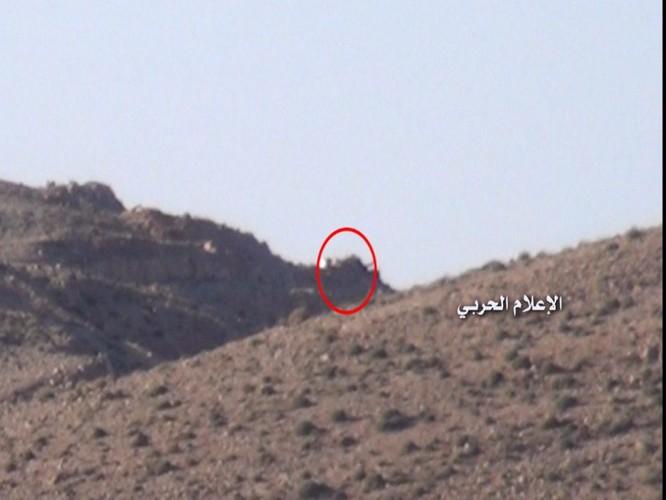 Quân đội Syria phục kích diệt phiến quân gần biên giới Lebanon (video) ảnh 4
