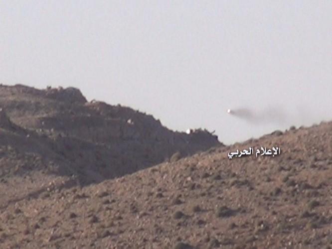 Quân đội Syria phục kích diệt phiến quân gần biên giới Lebanon (video) ảnh 5