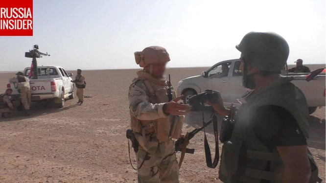 Không quân, đặc nhiệm Nga dọn đường cho quân đội Syria tiến về Deir Ezzor ảnh 2
