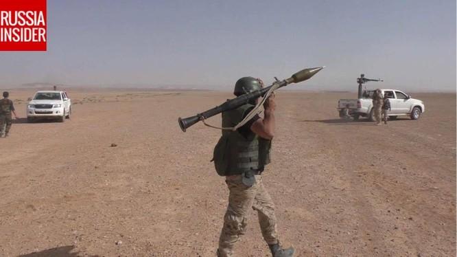 Không quân, đặc nhiệm Nga dọn đường cho quân đội Syria tiến về Deir Ezzor ảnh 3