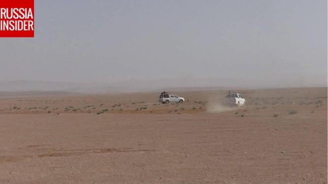 Không quân, đặc nhiệm Nga dọn đường cho quân đội Syria tiến về Deir Ezzor ảnh 4
