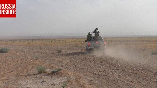 Không quân, đặc nhiệm Nga dọn đường cho quân đội Syria tiến về Deir Ezzor ảnh 5