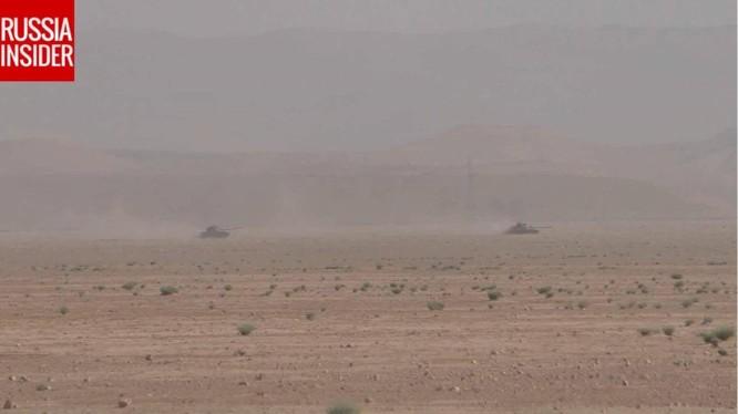 Không quân, đặc nhiệm Nga dọn đường cho quân đội Syria tiến về Deir Ezzor ảnh 6