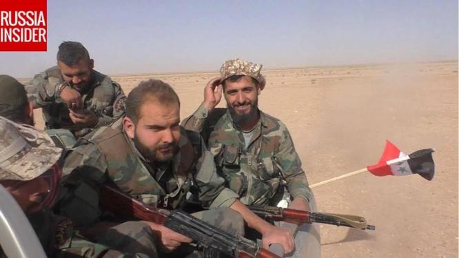 Không quân, đặc nhiệm Nga dọn đường cho quân đội Syria tiến về Deir Ezzor ảnh 7