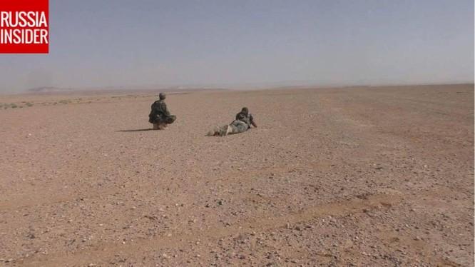 Không quân, đặc nhiệm Nga dọn đường cho quân đội Syria tiến về Deir Ezzor ảnh 12