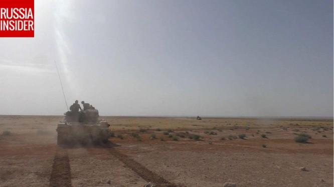 Không quân, đặc nhiệm Nga dọn đường cho quân đội Syria tiến về Deir Ezzor ảnh 13