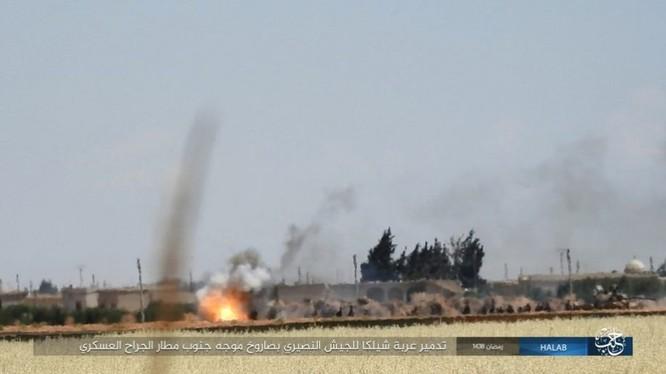 """2.000 tay súng IS mất mạng trước """"Hổ Syria"""" tại đông Aleppo (video) ảnh 2"""