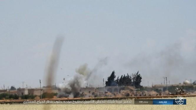 """2.000 tay súng IS mất mạng trước """"Hổ Syria"""" tại đông Aleppo (video) ảnh 3"""