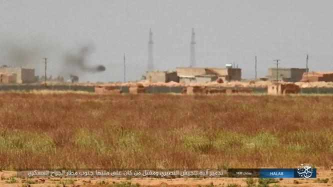 """2.000 tay súng IS mất mạng trước """"Hổ Syria"""" tại đông Aleppo (video) ảnh 4"""