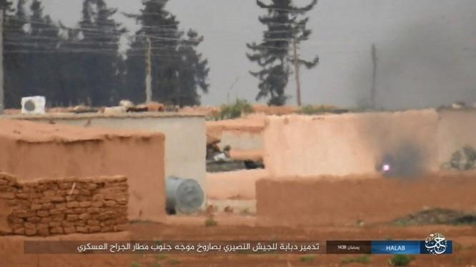 """2.000 tay súng IS mất mạng trước """"Hổ Syria"""" tại đông Aleppo (video) ảnh 5"""