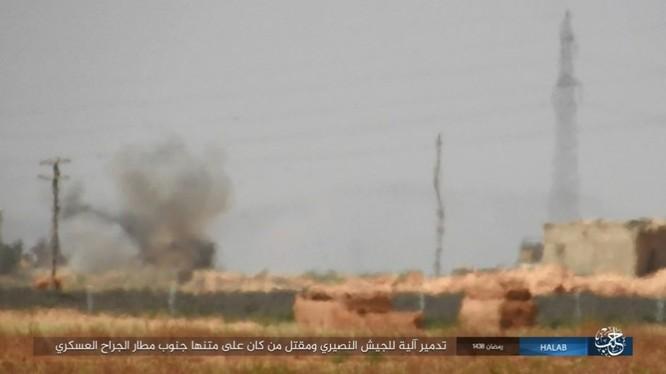 """2.000 tay súng IS mất mạng trước """"Hổ Syria"""" tại đông Aleppo (video) ảnh 6"""