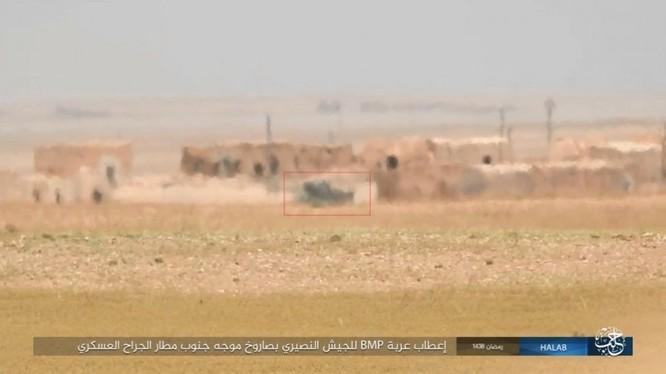 """2.000 tay súng IS mất mạng trước """"Hổ Syria"""" tại đông Aleppo (video) ảnh 8"""