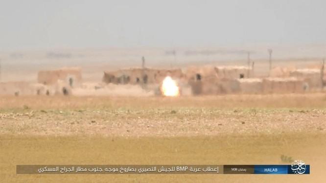 """2.000 tay súng IS mất mạng trước """"Hổ Syria"""" tại đông Aleppo (video) ảnh 9"""
