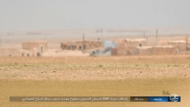 """2.000 tay súng IS mất mạng trước """"Hổ Syria"""" tại đông Aleppo (video) ảnh 10"""