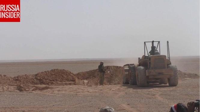 Không quân, đặc nhiệm Nga dọn đường cho quân đội Syria tiến về Deir Ezzor ảnh 14