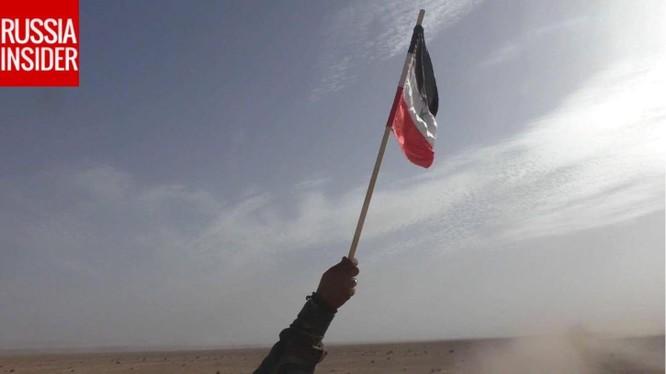 Không quân, đặc nhiệm Nga dọn đường cho quân đội Syria tiến về Deir Ezzor ảnh 9