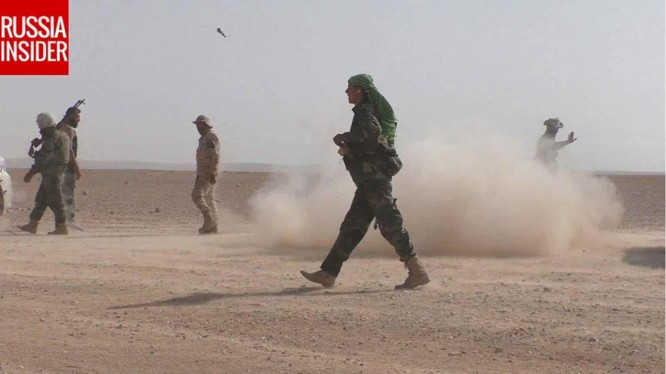 Không quân, đặc nhiệm Nga dọn đường cho quân đội Syria tiến về Deir Ezzor ảnh 10