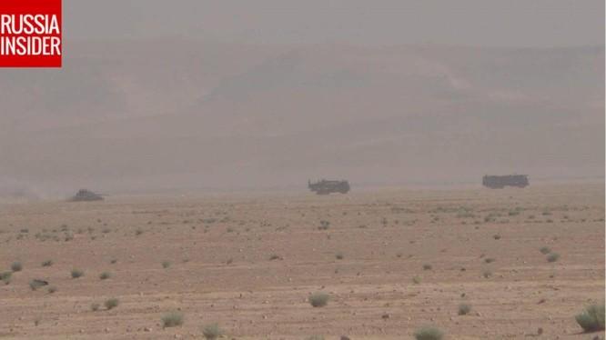 Không quân, đặc nhiệm Nga dọn đường cho quân đội Syria tiến về Deir Ezzor ảnh 11