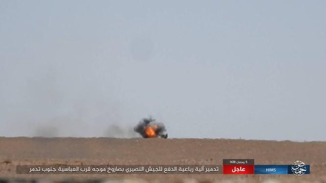 Nga trút sấm sét vào IS, giáng trả thất bại của quân đội Syria ảnh 2