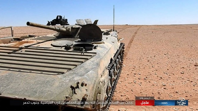 Nga trút sấm sét vào IS, giáng trả thất bại của quân đội Syria ảnh 5