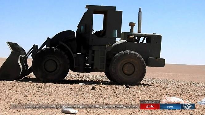 Nga trút sấm sét vào IS, giáng trả thất bại của quân đội Syria ảnh 6