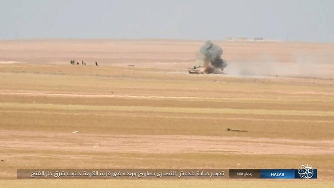 IS quyết tử chiến trong pháo đài cuối cùng ở Aleppo ảnh 2